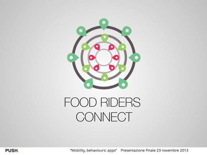 App: Food Riders Connect