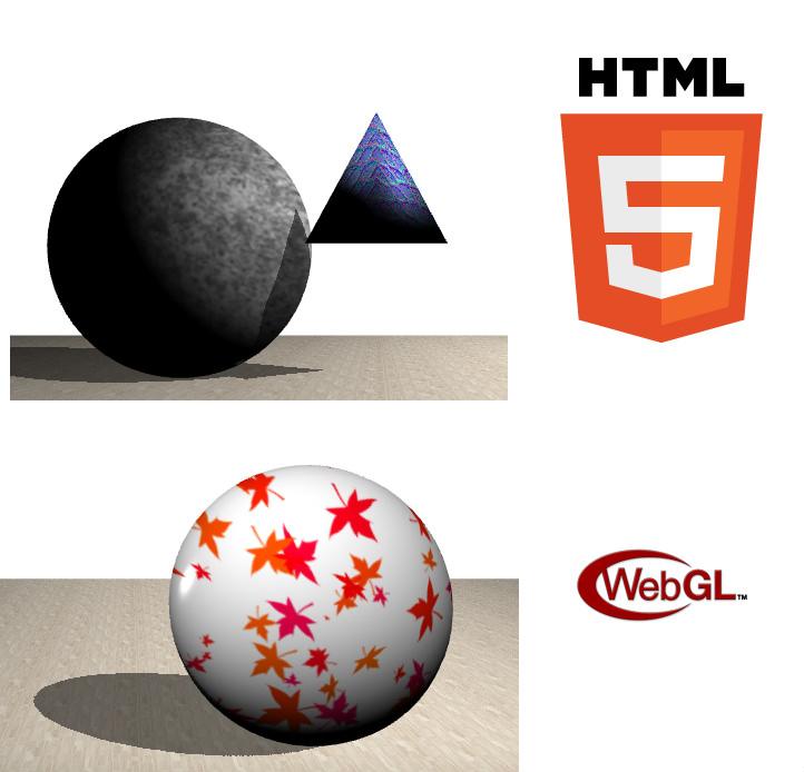 Progetto in WebGL per il corso di CG