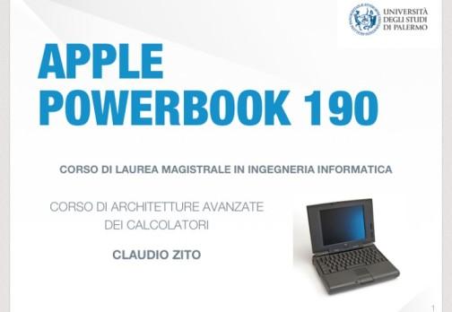 PowerBook 190